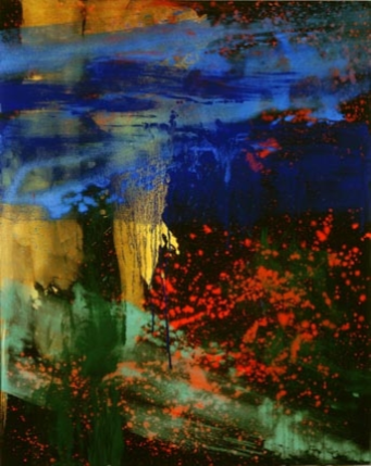 The Tears of Christ byMakoto Fujimura (2010)