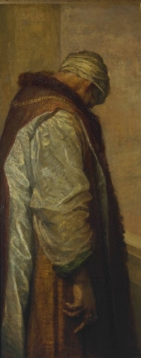 For He Had Great Possessions by George Frederic Watts