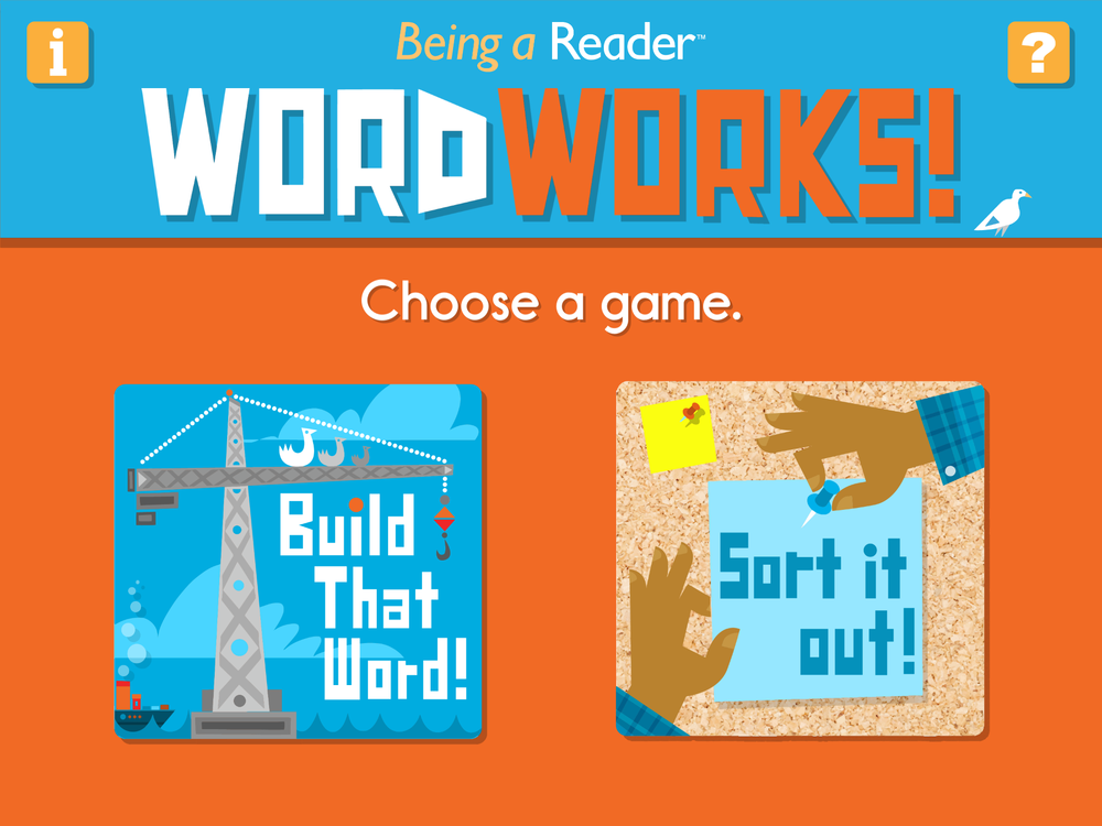 WordWorks! iOS and Android app