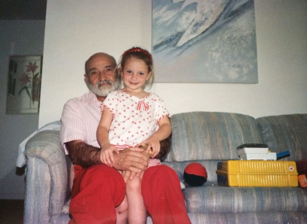 MY GRANDPA AND I (1991)