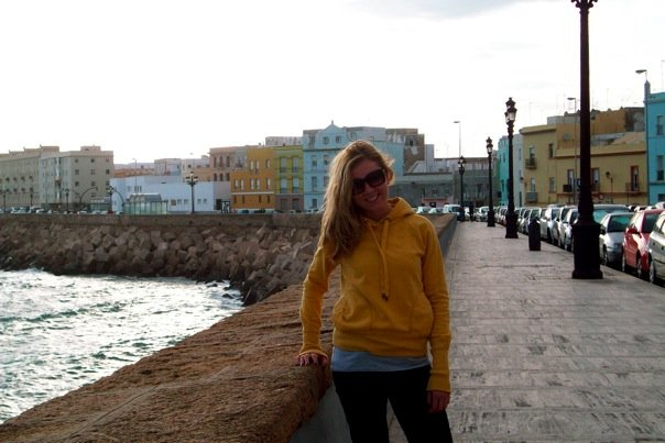 ME IN CADIZ, SPAIN (2008)