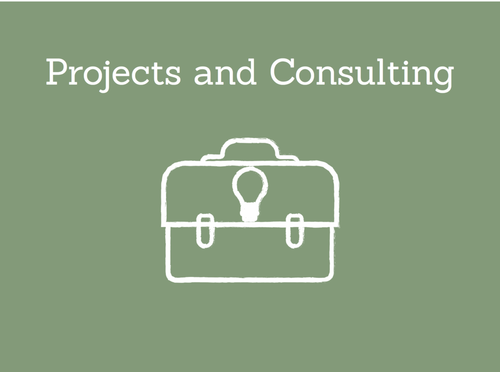Projects and Consulting