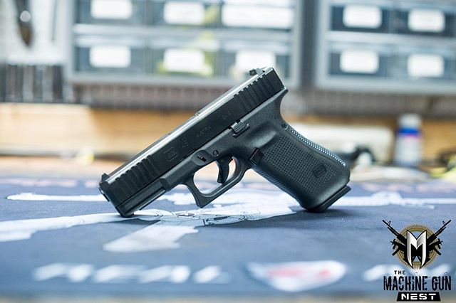 Let's kick off #glocktober with a new rental. The Glock 45 has landed.  Keep your eyes peeled for an announcement on Glock savings this month!  #tmgn #frederick #md #maryland #glock #g45 #9mm #handgun #new #indoorrange