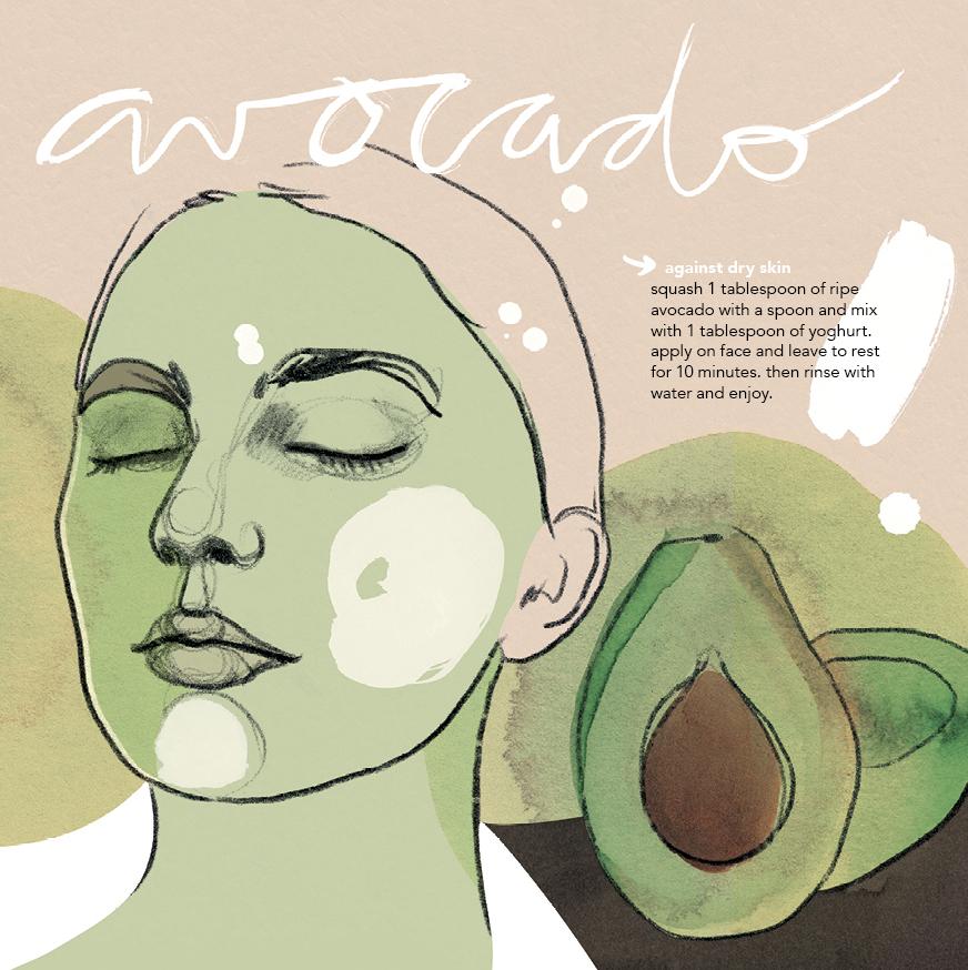 avocado masc