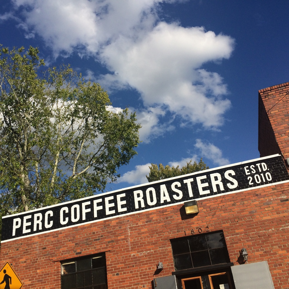 After being around for only 4 years, PERC is quickly becoming a name synonymous with quality in Savannah, and around the nation.  You'll be hearing more about these guys.  And if you haven't already, you'll be drinking their goodness soon.  I guarantee it or your money back.