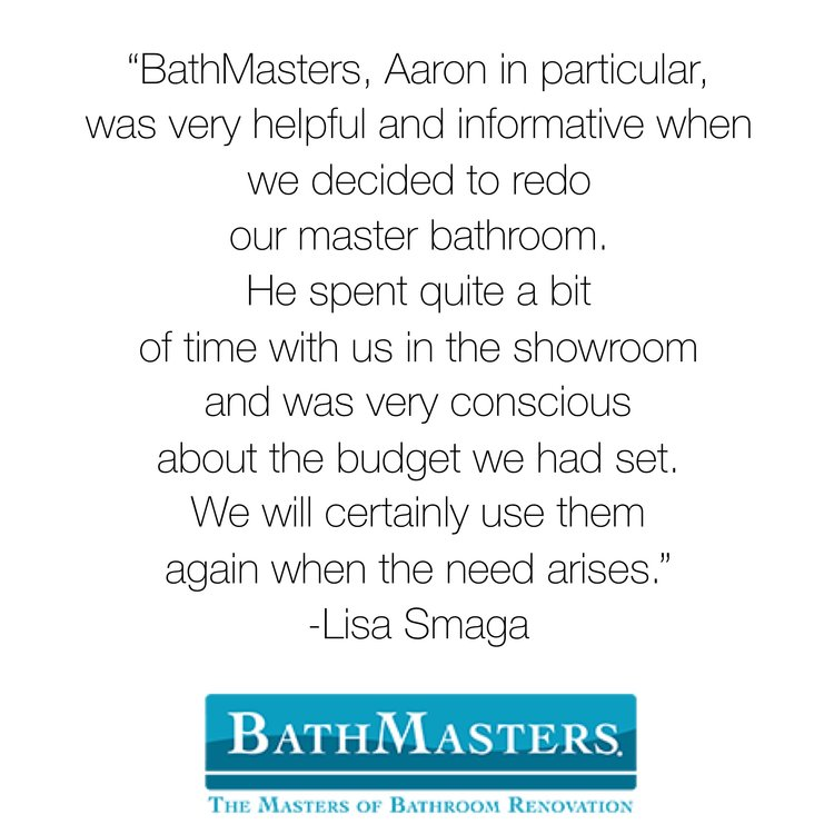 thank you so much lisa we really appreciate it bathmasters