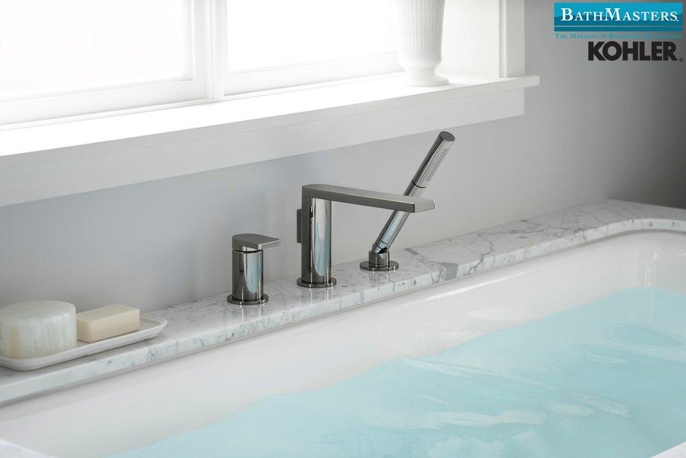 kohler marble tub