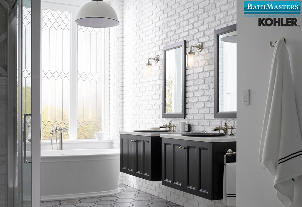 bathmasters kohler bathroom design