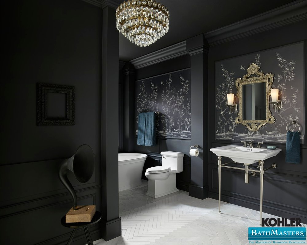 kohler timeless bathroom design image