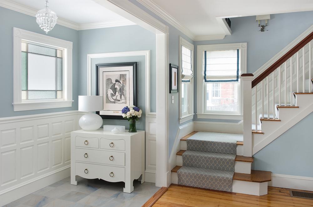 Breathtaking Colonial Interior Colors Ideas   Simple Design Home .