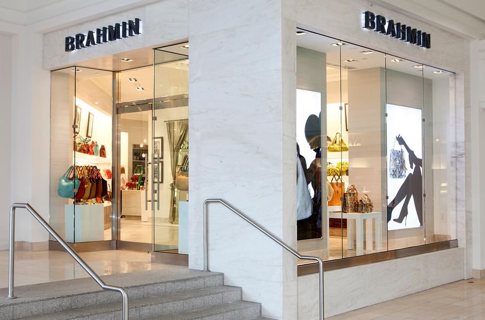 Brahmin :: Mandarina Studio store commercial design handbags