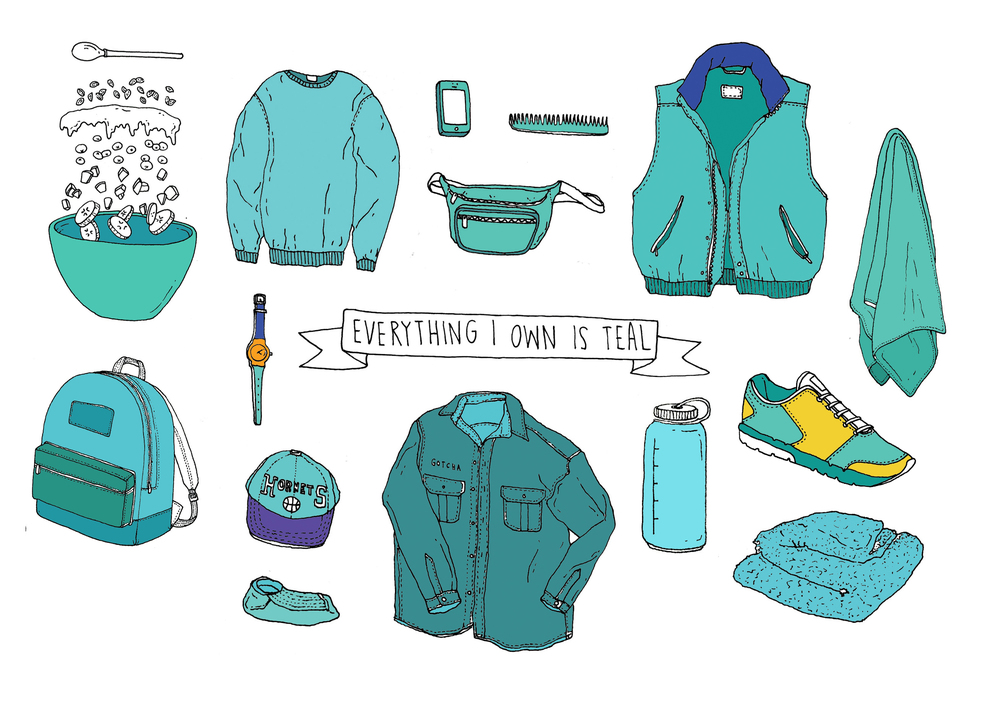 Everything I Own is Teal.jpg