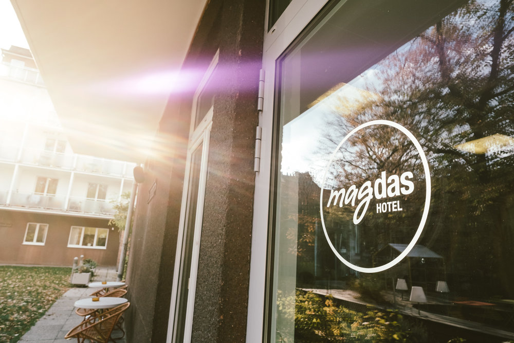 magdas hotel - — short reportage about a very special hotel for MONOCLE magazine