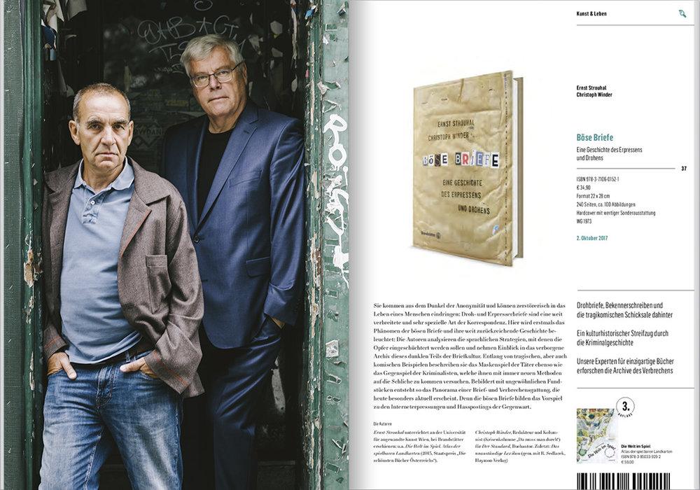 Ernst Strouhal & Christoph Winder