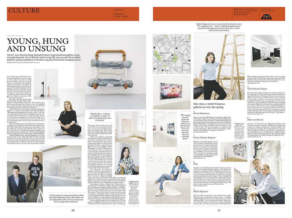 MONOCLE Newspaper Spring Issue #3