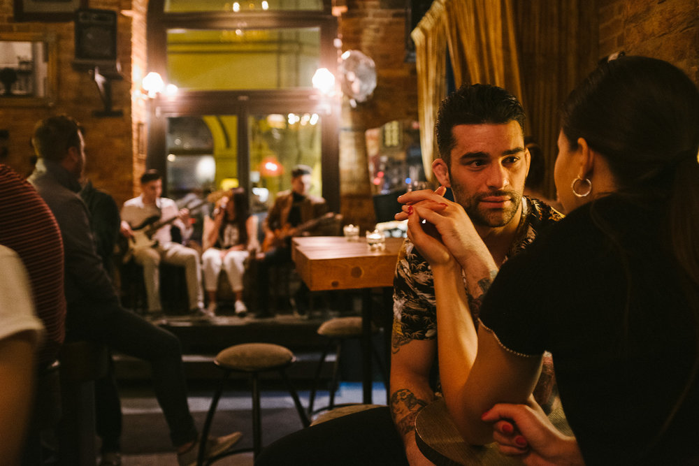 Night Moves - — Waltzing around Budapest's bar scene is more rewarding than ever (Virtuoso Life Magazine)