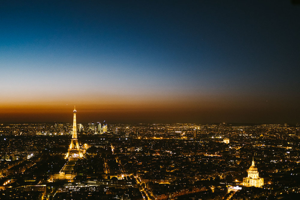 Paris after Dark - — There's no bad time for the City of Light, but when the sun sets, the arrondissements shine with a life of their own (for Virtuoso Life Magazine)