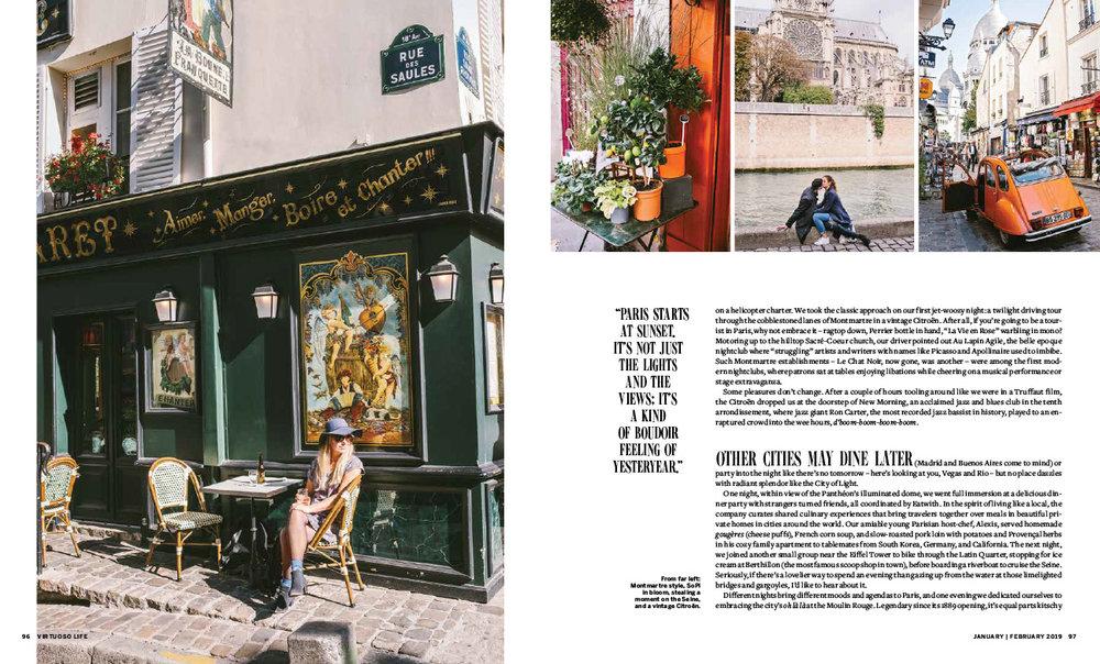 Paris / Virtuoso Life Magazine