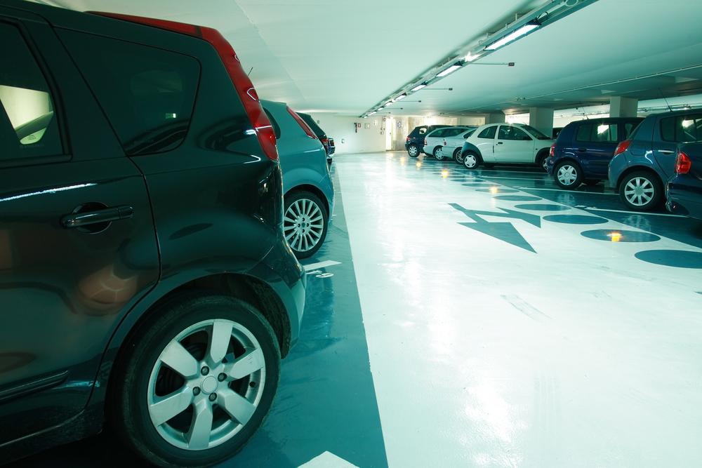 sensity-parking