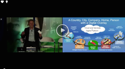 Cisco, Kansas City, Sensity discuss smart cities