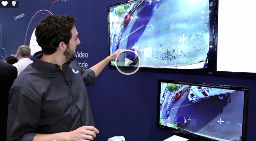 LIGHTFAIR 2015 Sensity Video Node Demonstration (host Sean Holman)