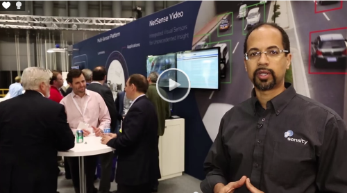 LIGHTFAIR 2015 Sensity Booth Tour (host Joel Vincent)