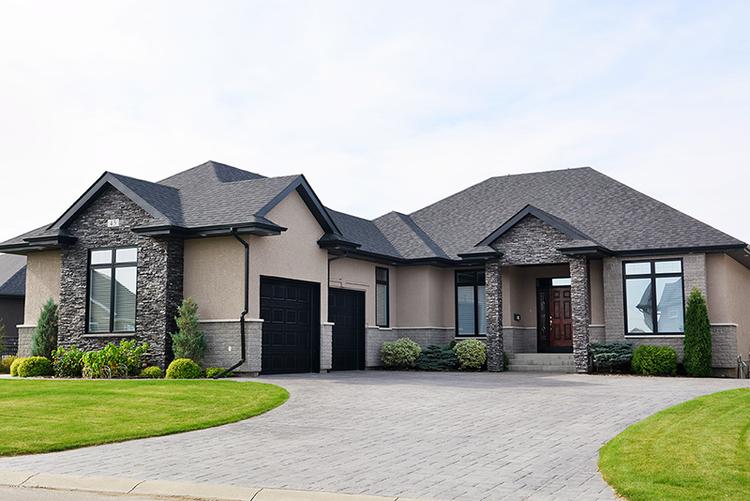 Bungalow house plans saskatoon escortsea for Custom bungalow house plans