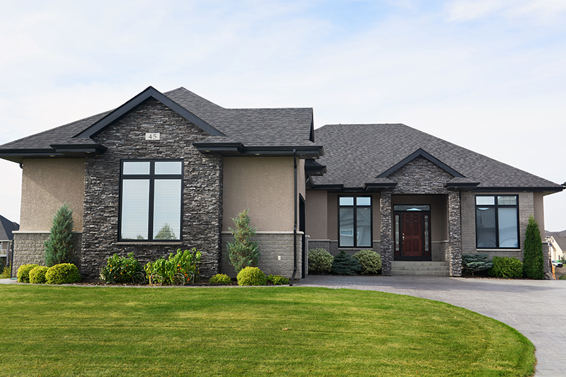1842 Bungalow Design — Fraser Custom Homes