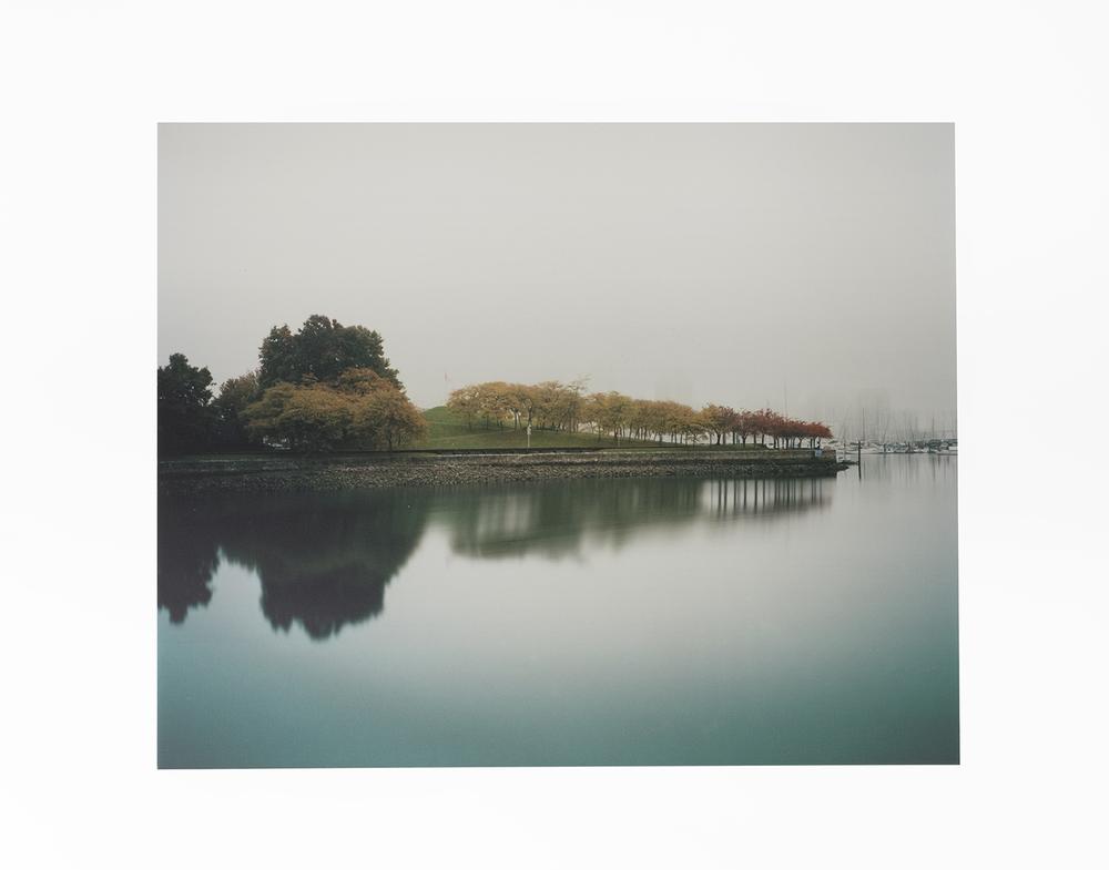 〈秋瑟〉5 (2013/10/18拍攝, 12/2暗房)
