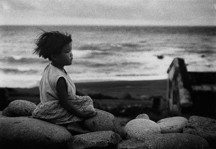 王信 | 蘭嶼.再見 數位輸出, 1974-1975 / 2016 輸出 藝術家自藏