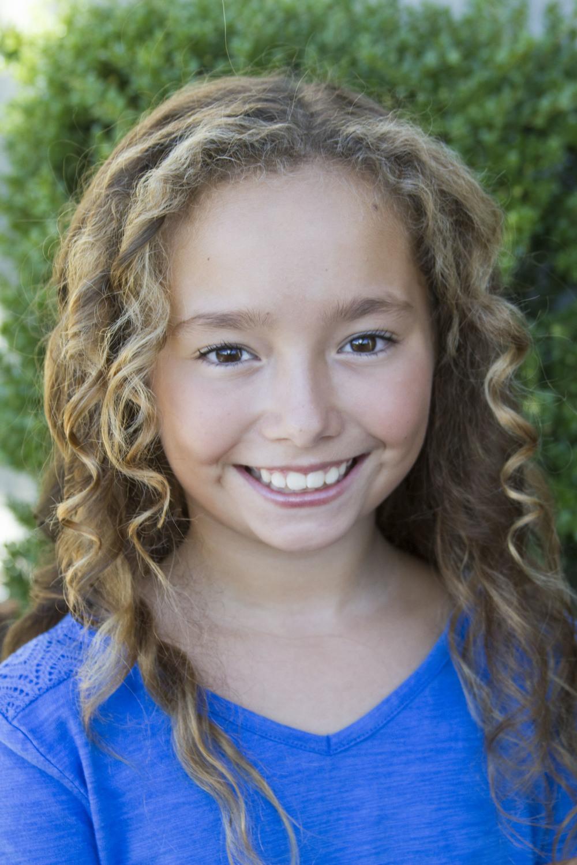 Sophia Boeder, Junior Dancer
