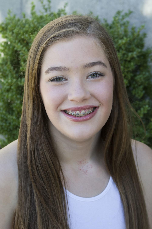 Alexis Wilhelm, Teen Dancer