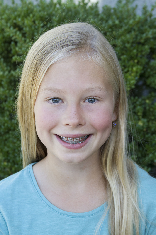 Allison Berg, Junior Dancer