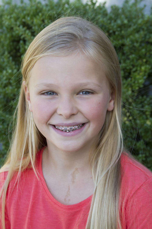 Hailey Berg, Junior Dancer