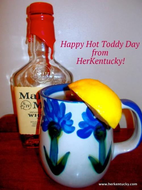 Maker's Mark Hot Toddy | Kentucky Bourbon Whisky | HerKentucky.com