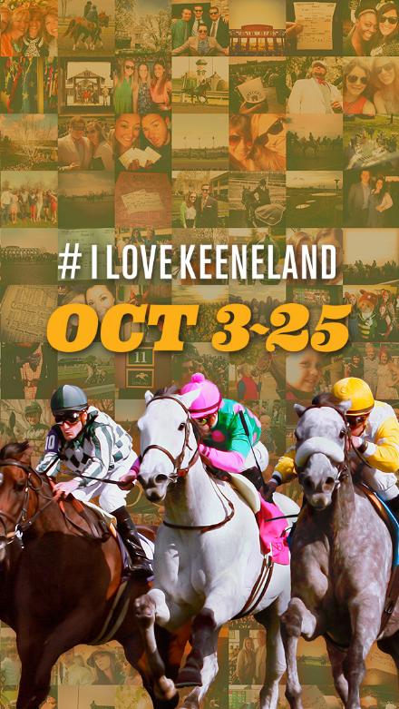 Keeneland Race Track | Kentucky Thoroughbred Horse Racing | Lexington KY