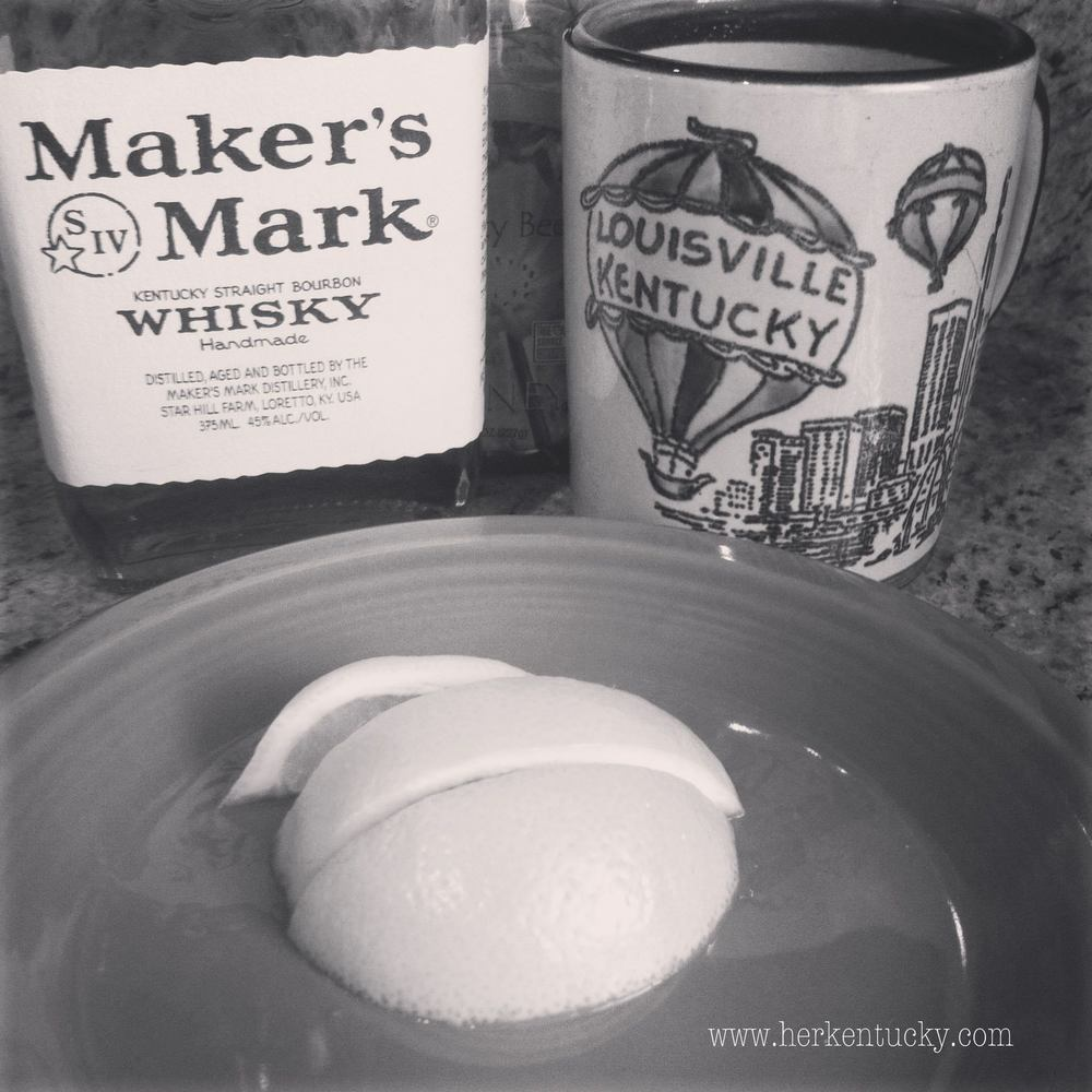 Maker's Mark Hot Toddy