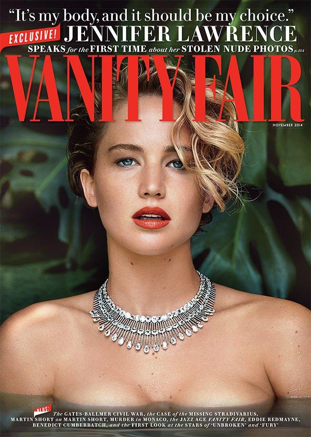 November 2014 Vanity Fair Magazine
