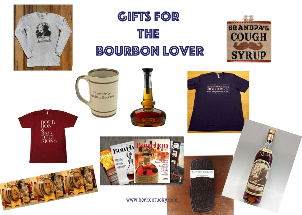 HerKentucky's Gift Guide for Bourbon Lovers