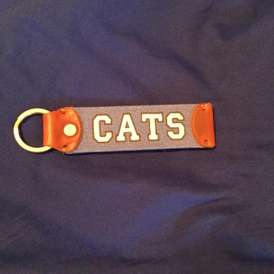 UK Wildcats Clayton & Crume Keychain | HerKentucky.com