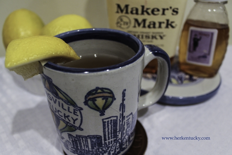 Maker's Mark Hot Toddy | Kentucky Bourbon Whiskey | HerKentucky.com