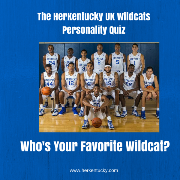 The HerKentucky UK Wildcats Personality Quiz Herkentucky.com