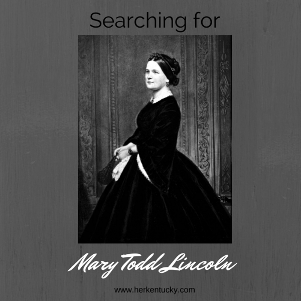 Mary Todd Lincoln | Lexington KY Historical Figure | HerKentucky.com
