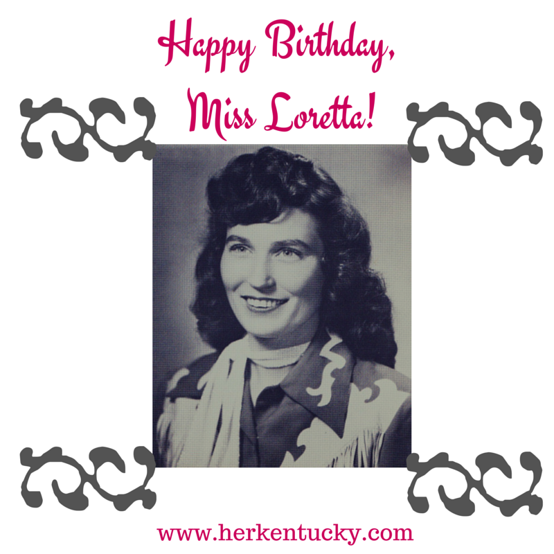 Loretta Lynn's Birthday | April 14, 2015 | HerKentucky.com