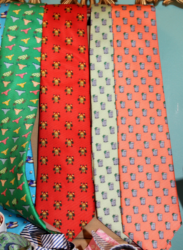 Kentucky Derby Neckties | Louisville KY Fashion Blogger | HerKentucky.com