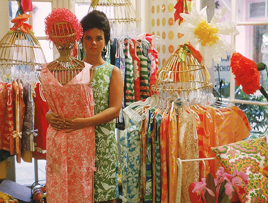 Lilly Pulitzer in Palm Beach