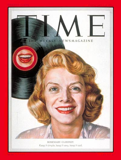 Rosemary Clooney Time Magazine | HerKentucky.com