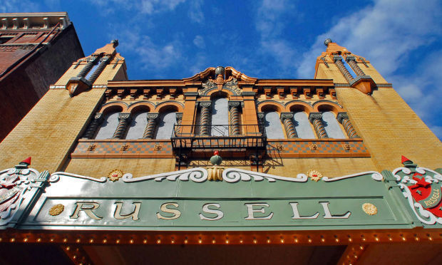 Russell Theater Maysville KY