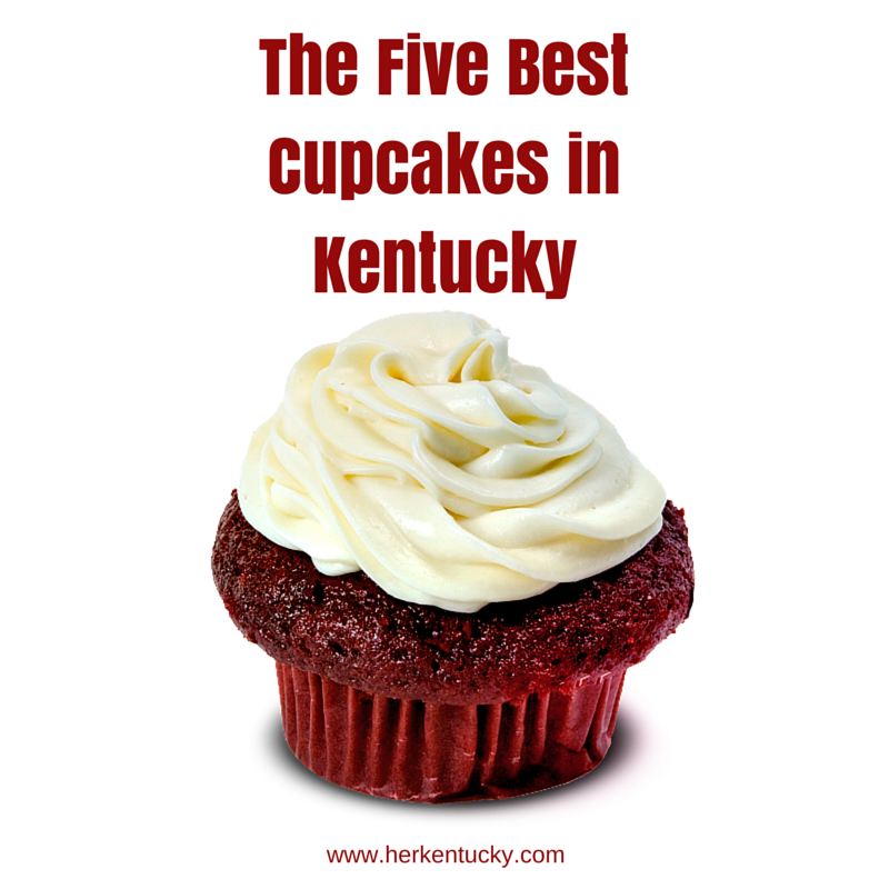 The Five Best Cupcakes in Kentucky
