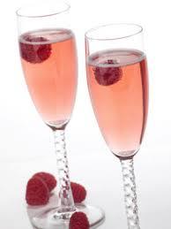 Chambord Champagne